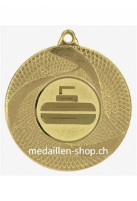 MEDAILLE CURLING G-LAG-X-86-curl