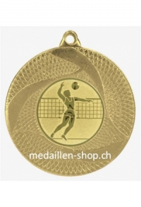 MEDAILLE VOLLEYBALL G-LAG-X-86-622