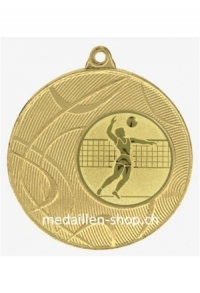 MEDAILLE VOLLEYBALL G-LAG-X-82-622