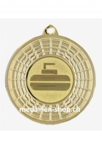 MEDAILLE CURLING G-LAG-X-94-curl