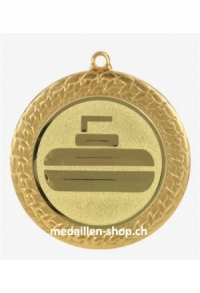 MEDAILLE CURLING G-LAG-X-95-curl