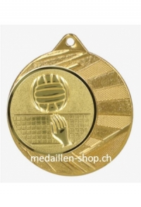 MEDAILLE VOLLEYBALL G-LAG-X-93-717