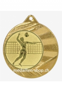 MEDAILLE VOLLEYBALL G-LAG-X-93-622