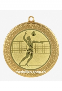 MEDAILLE VOLLEYBALL G-LAG-X-95-622