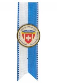Abzeichen Doppelband - 32mm