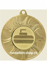 MEDAILLE CURLING G-LAG-X-96-curl