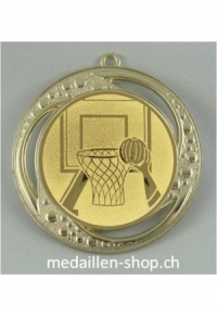 MEDAILLE BASKETBALL G-LAG-X-101-758