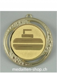 MEDAILLE CURLING G-LAG-X-101-curl