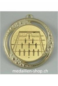 MEDAILLE TISCHFUSSBALL G-LAG-X-101-624